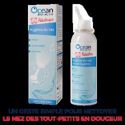 Hygiène du nez Pédiatrique