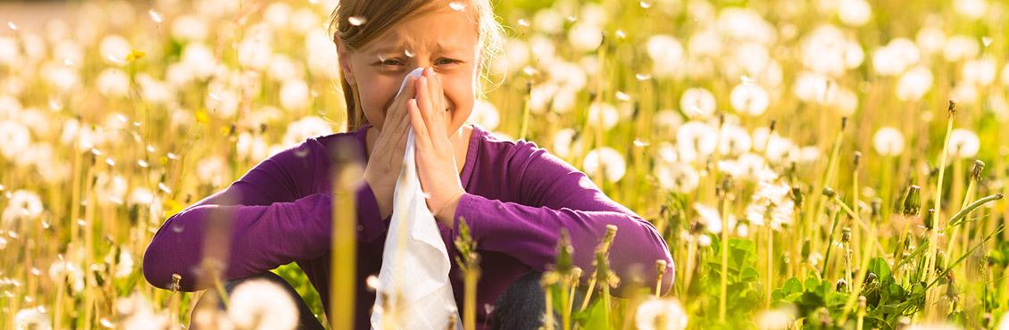 Nez bouché pédiatrique indication