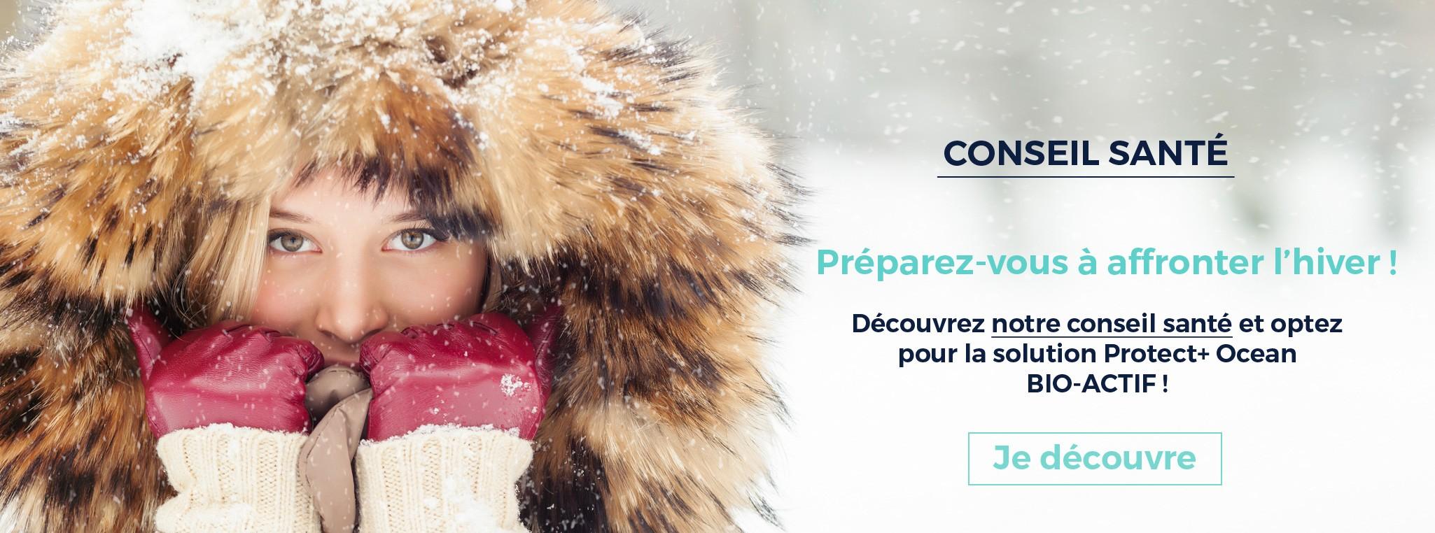 Préparez-vous à affronter l'hiver !